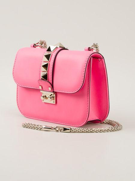 Valentino Pink Shoulder Bag 5