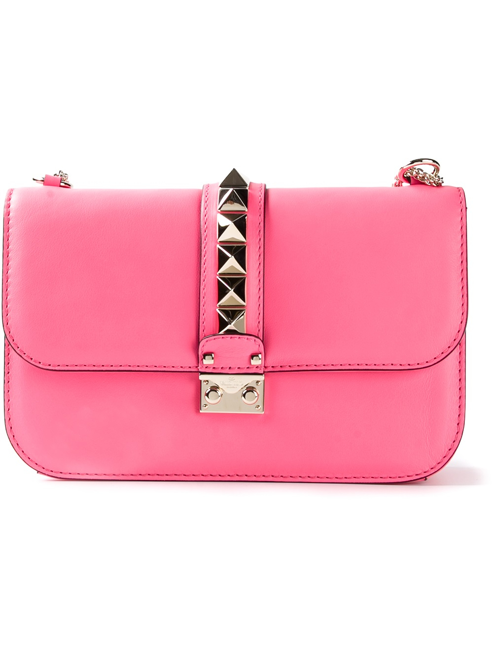 Gallery Previously Sold At Farfetch Women S Valentino Rockstud Bags Givenchy Pandora Pink