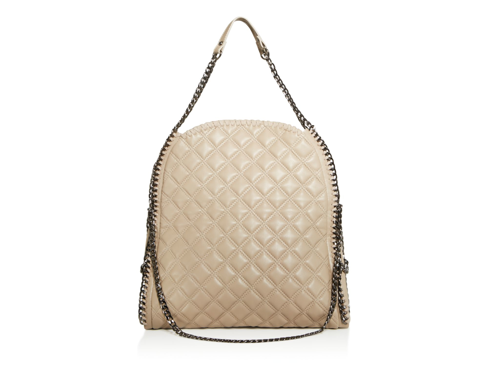 21e3768b29 Steve Madden Totally Quilt Tote - Compare At $118 in Brown - Lyst