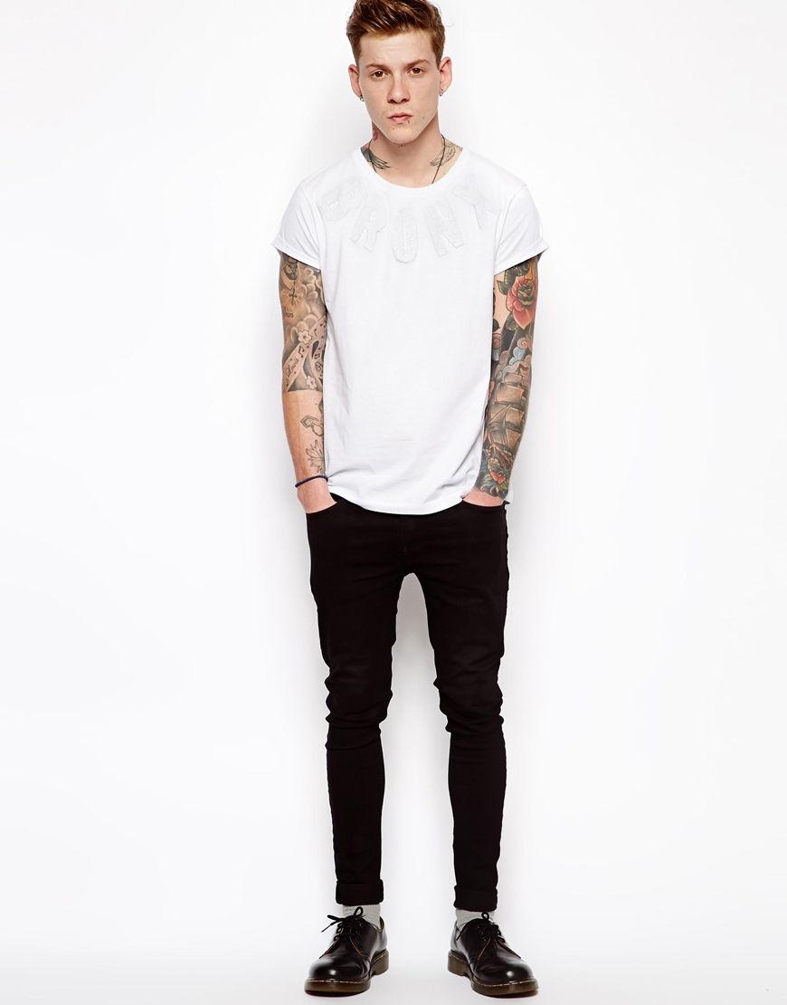 cf9fe60a8 Mens Graphic T Shirts Asos
