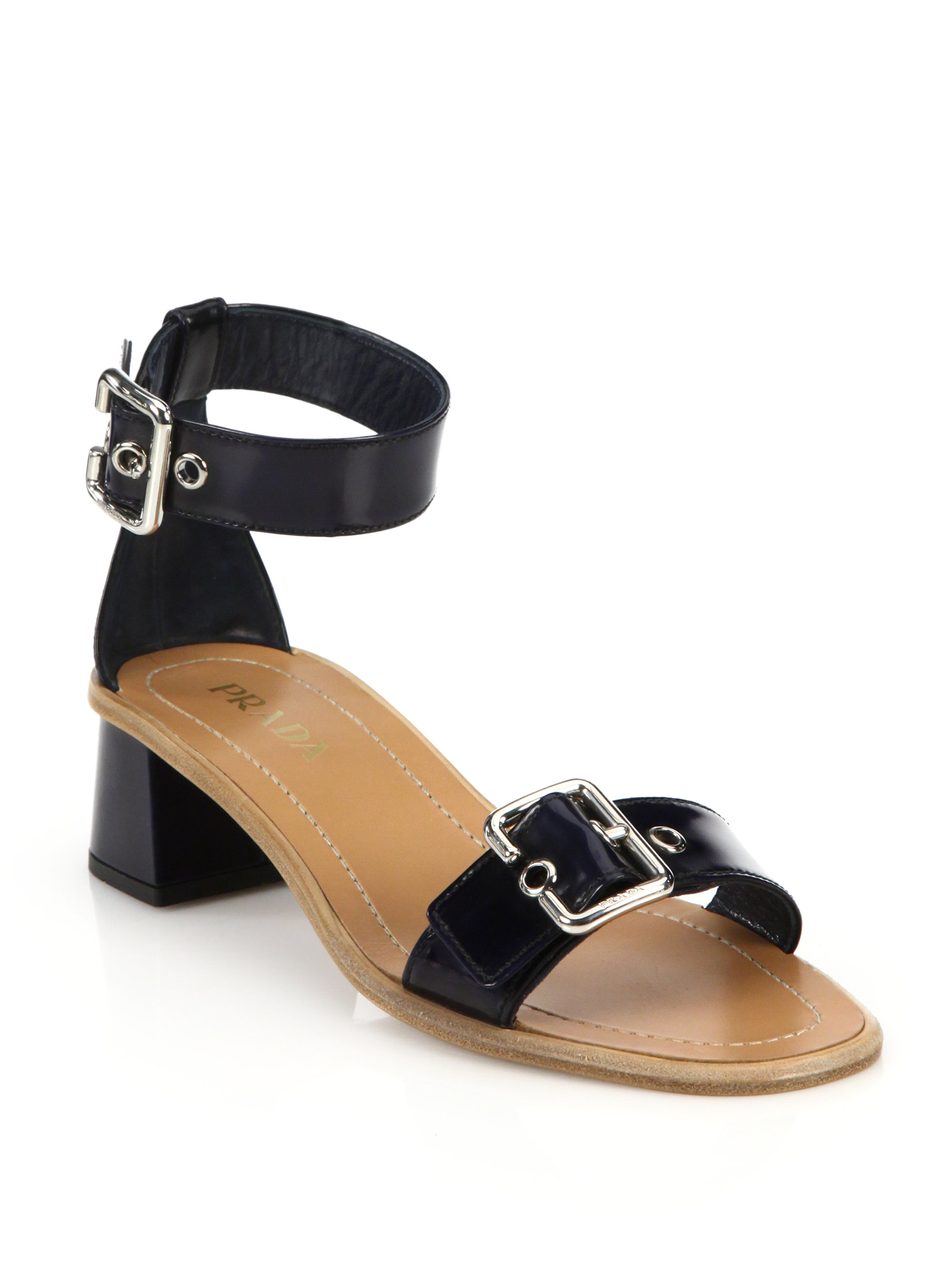 Prada buckled sandals cheap with mastercard with paypal low price U32kW