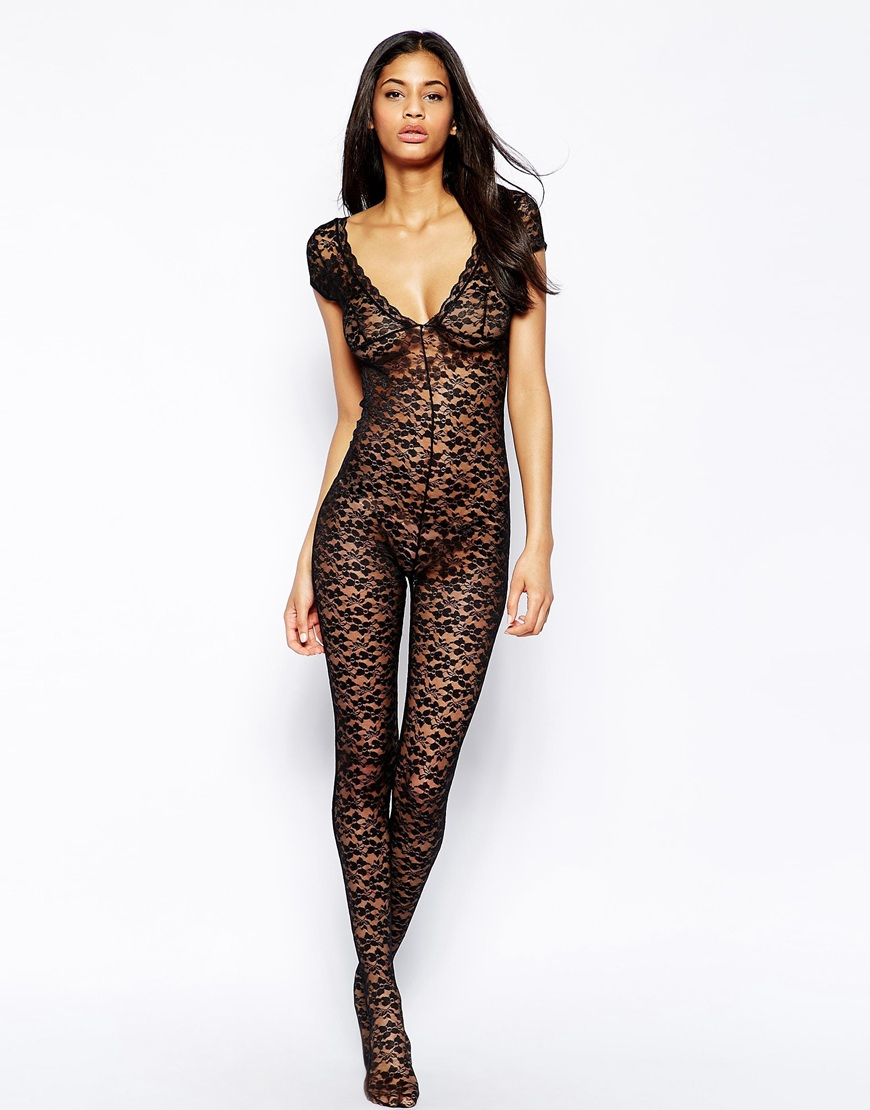 Full Body Stocking 81