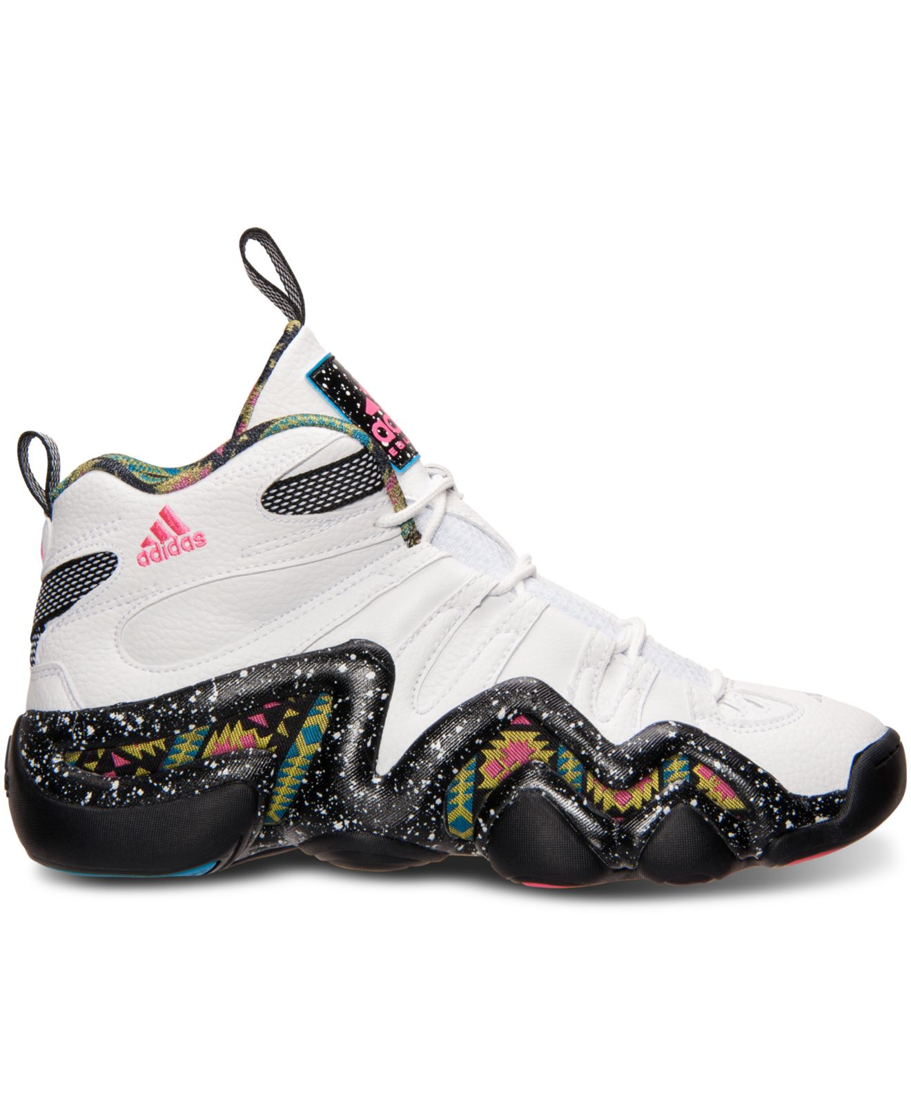 1267abb690d Lyst - adidas Men s Crazy 8 Basketball Sneakers From Finish Line in ...