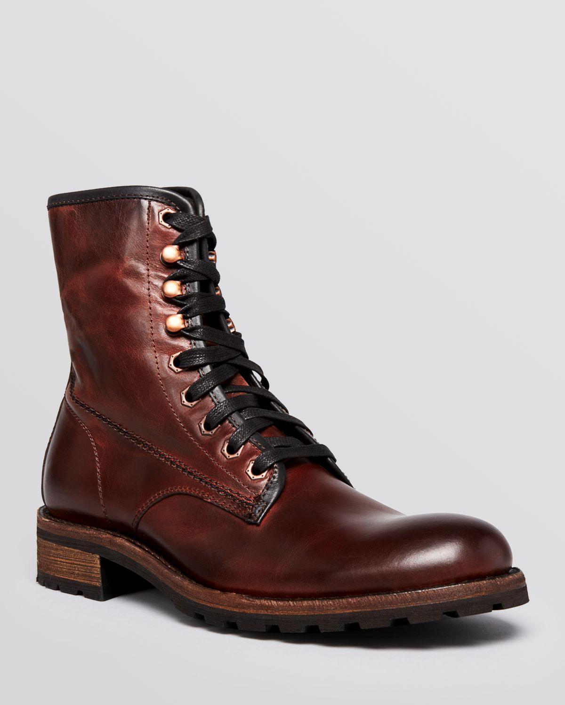 Lyst Wolverine Hartmann Boots In Brown For Men