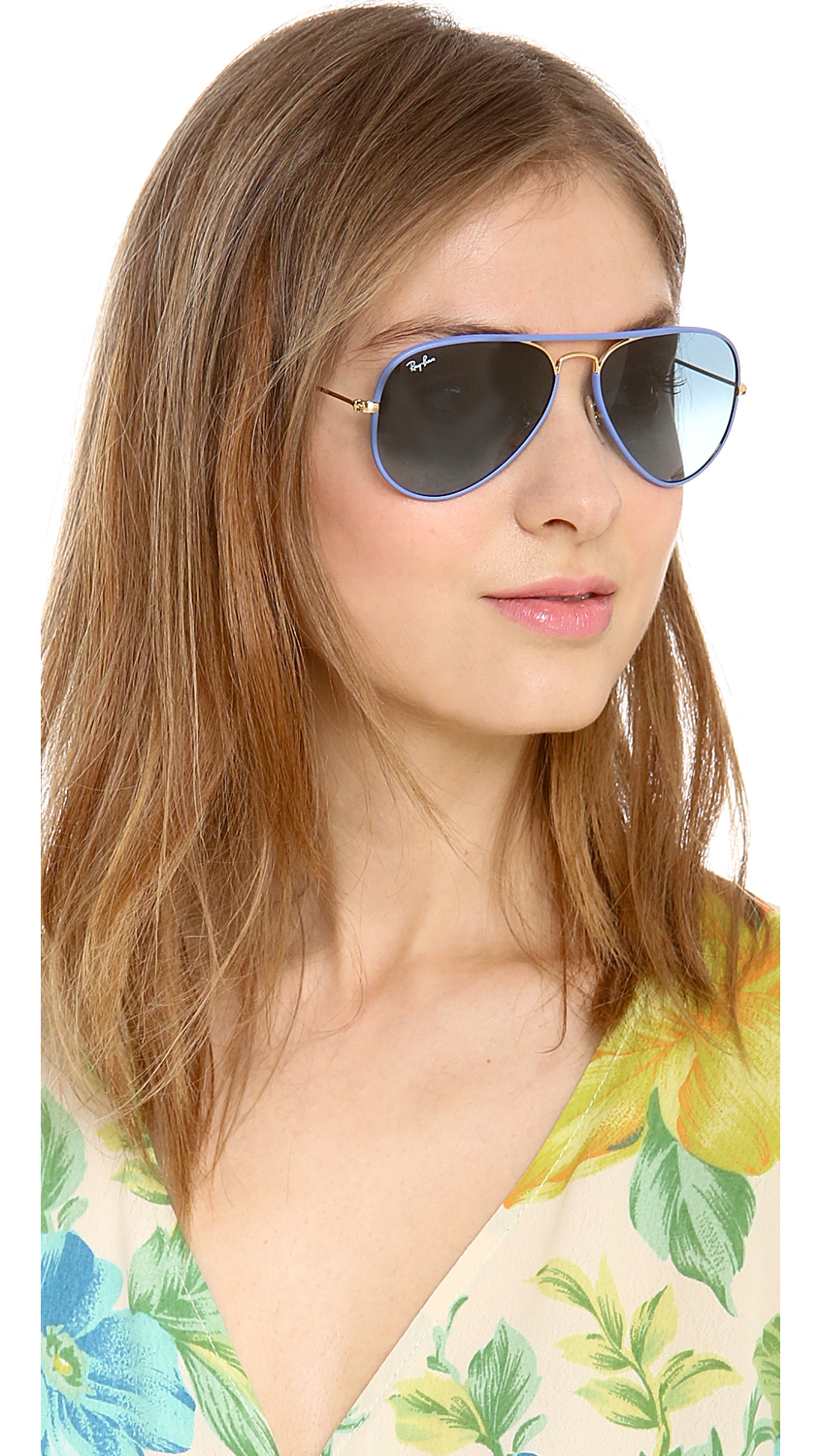 Aviator sunglasses for women - Ray Ban Sunglasses Women Aviator Blue Ray Ban Sunglasses Women Aviator Blue