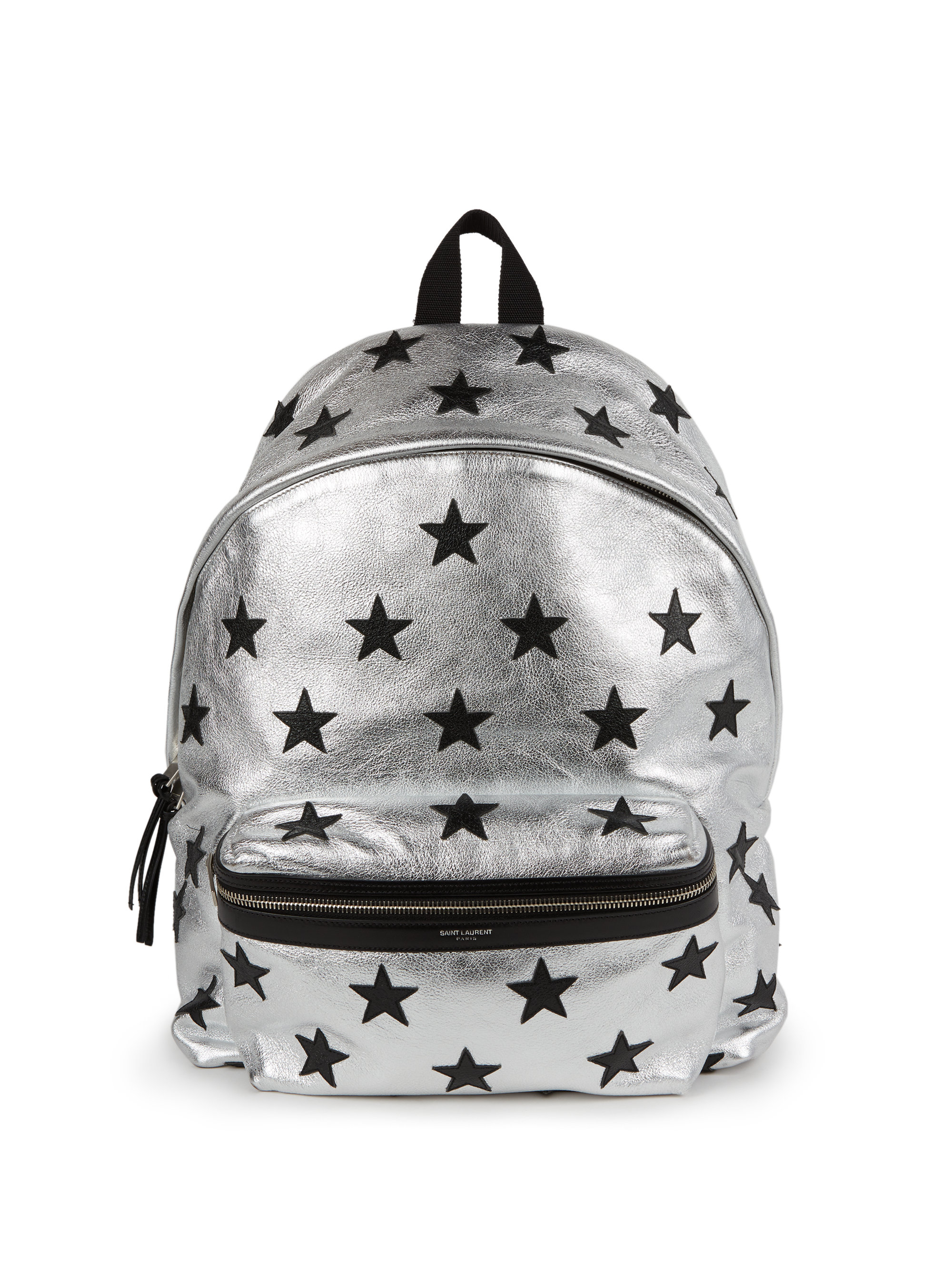 91f958c38bfe Lyst - Saint Laurent Classic Hunting California Star Backpack in ...