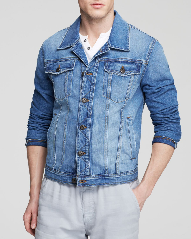 Exclusive Denim Adidas Top Ten 2000 Swaggy P Pes For: Joe's Jeans Revival Denim Jacket