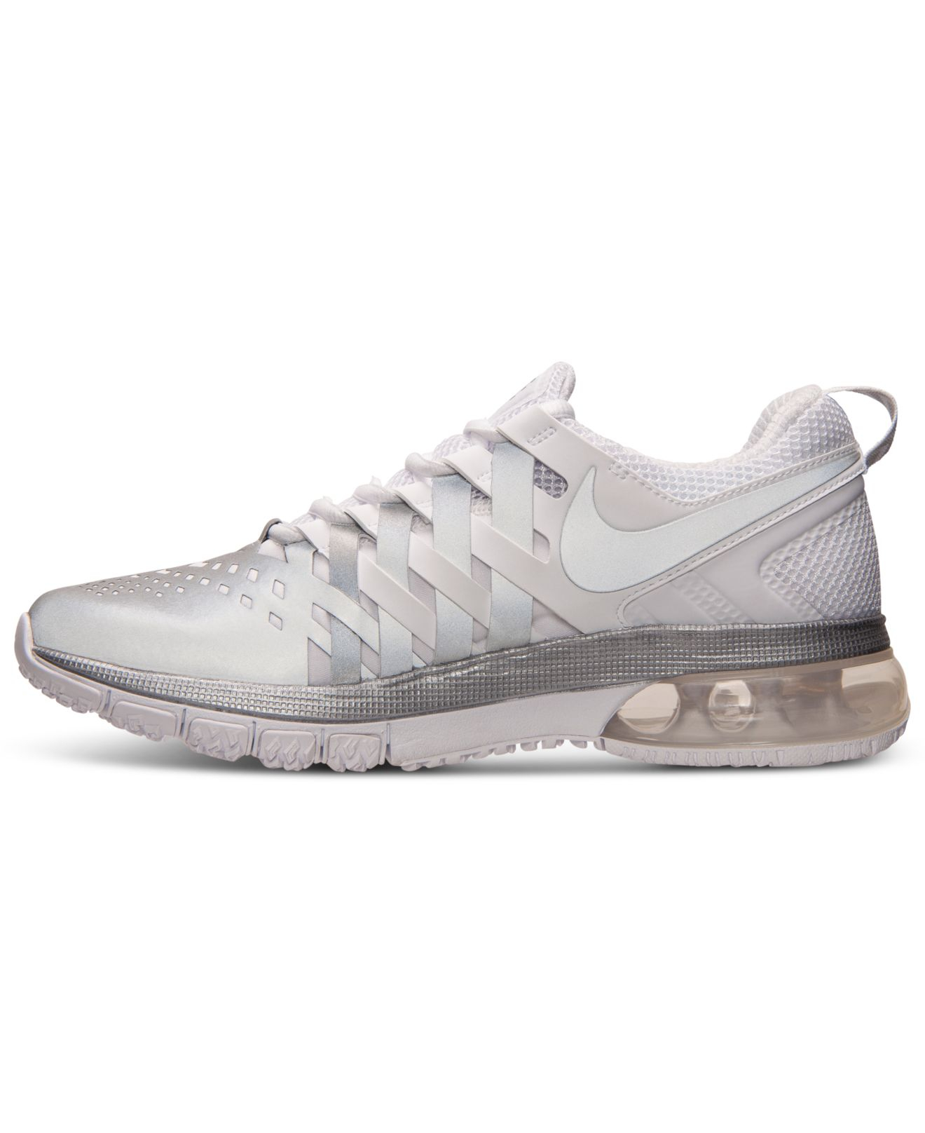 706ddb158ca1 Lyst - Nike Men s Fingertrap Air Max Training Sneakers From Finish ...
