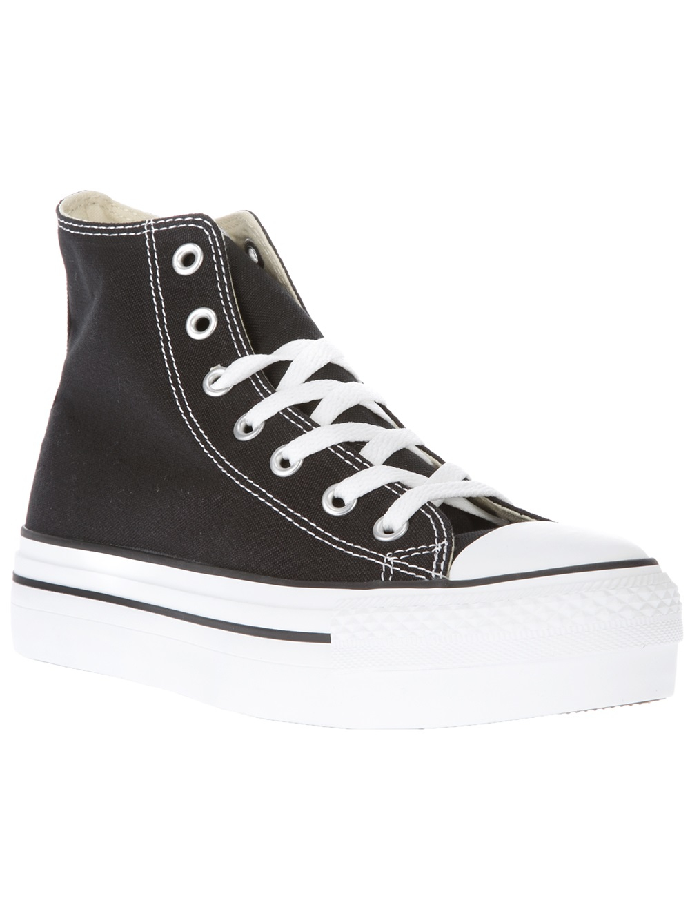 VANS Sk8-Hi Platform Checkered Womens Shoes $ VANS Checkerboard Slip-On Black & Off White Shoes CONVERSE Chuck Taylor All Star Black High Top Shoes $ CONVERSE Chuck Taylor All Star Lift Faux Leather White Womens High Top Shoes These women's high tops and slip on sneakers looks are awesome in that they're both unique and.