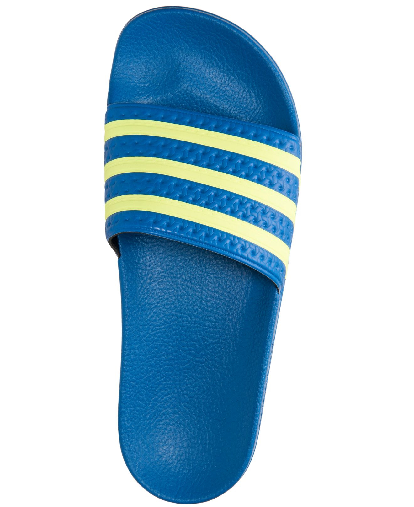 Lyst Adidas Originals Men S Adilette Slide Sandals From