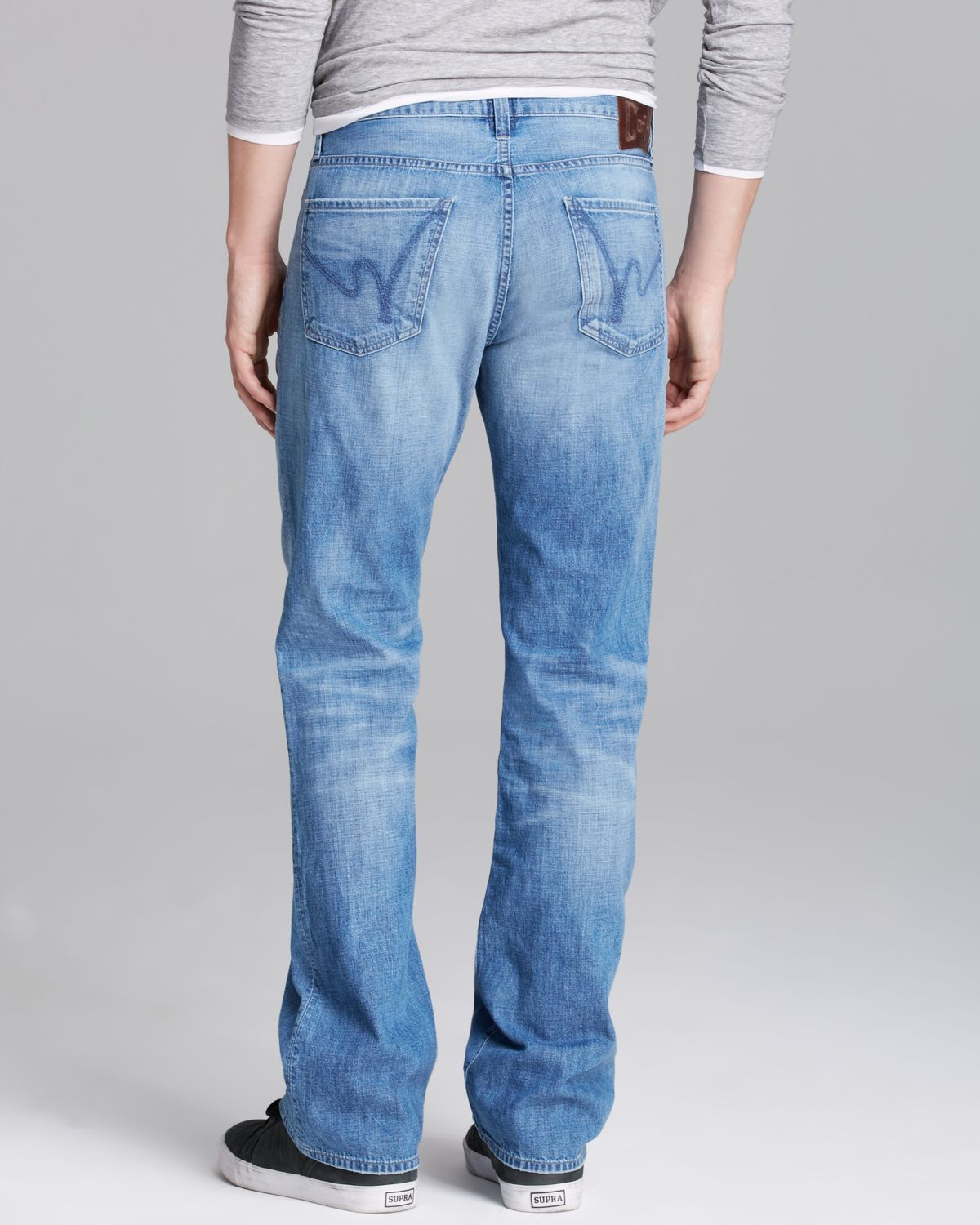 citizens of humanity jeans jagger bootcut fit in santa fe. Black Bedroom Furniture Sets. Home Design Ideas