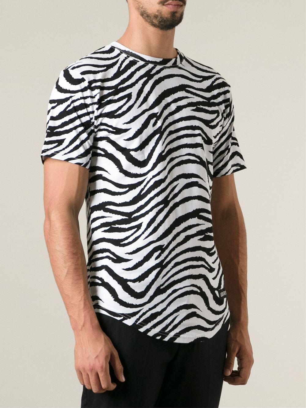Zebra T Shirt Les (art)ists L...