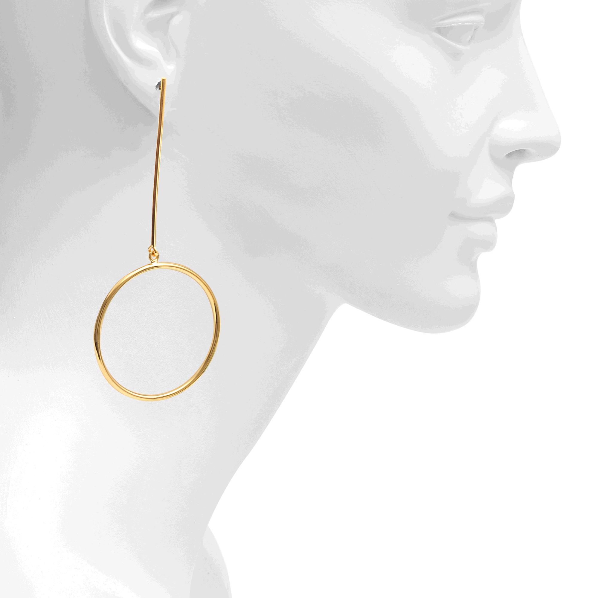 Stella McCartney Earring asymtrical xxmmXXZ