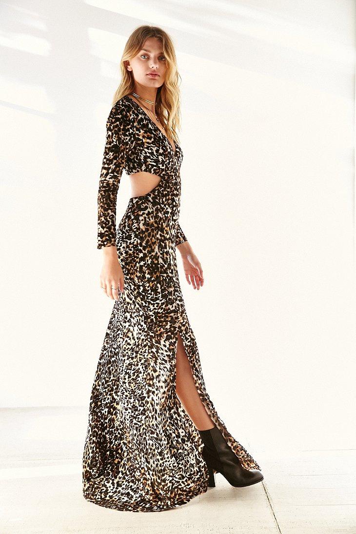 Lovin Floral Printed Maxi Beach Dress - Multi Somedays Lovin wvLiJQUtG