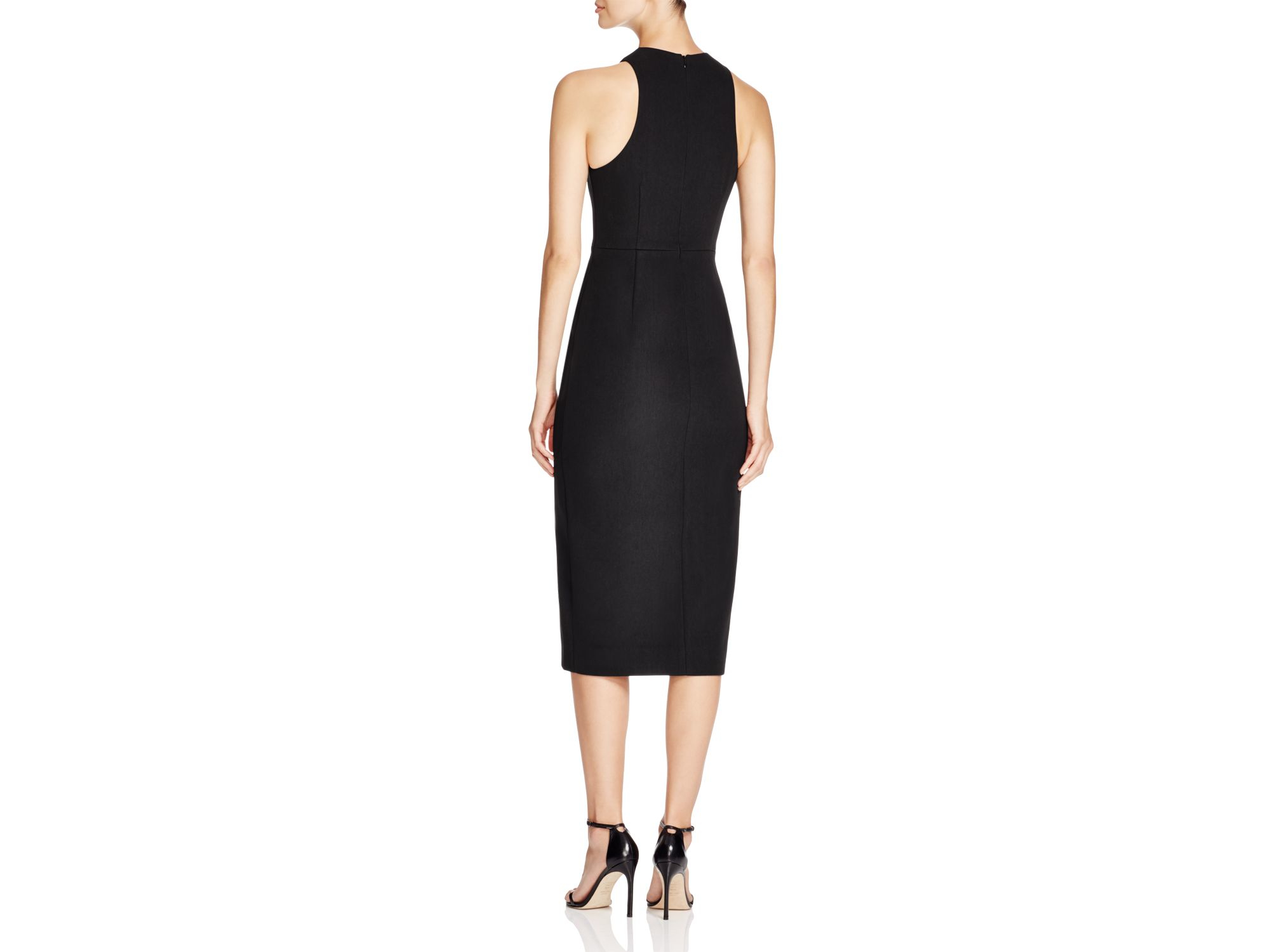 Womens Break Away Dress Sleeveless Dress C/Meo Collective 7blpC1gJR