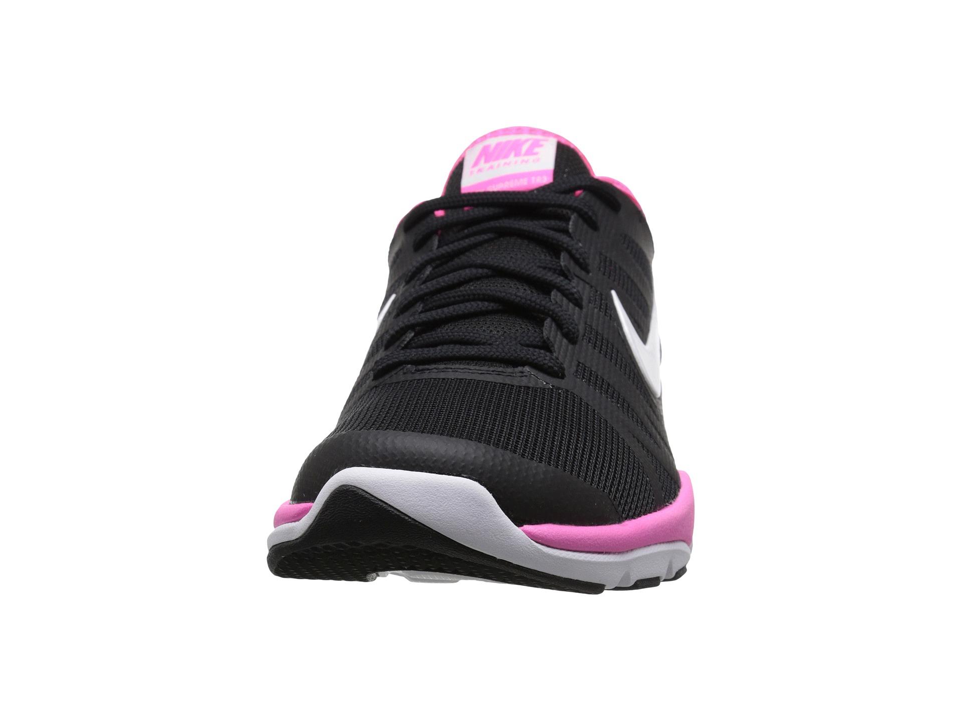 official photos a26de c6605 Nike Flex Supreme Tr 3 in Black - Lyst