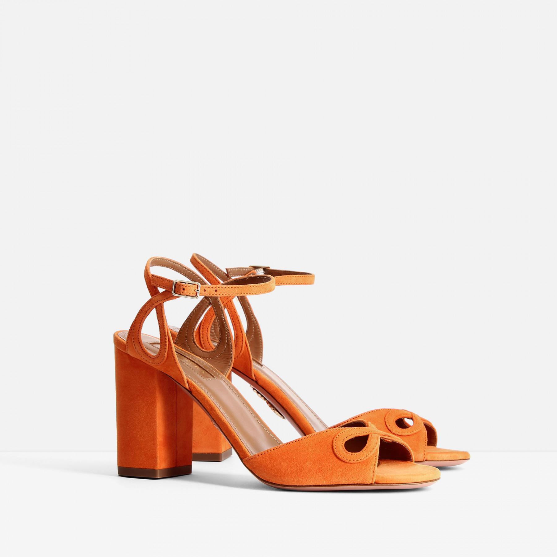 Sandale 85 Vera Aquazzura eKo4ZXSQ7