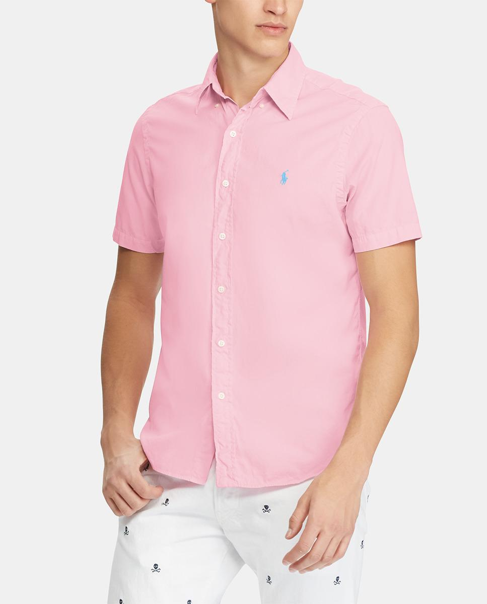 Image result for Slim Fitted Plain Pink for man