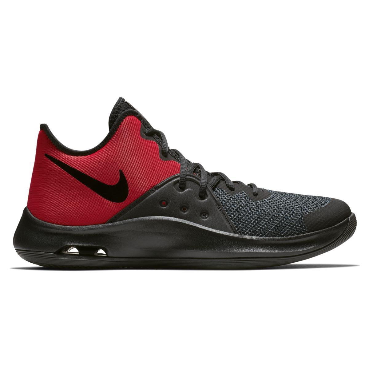 huge selection of d57e2 4d87a Nike. Men s Red Air Versitile ...