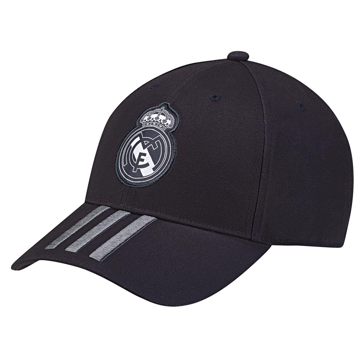 3a25446d5f2 adidas Real Madrid Cf 2018-2019 Unisex Cap in Gray for Men - Lyst