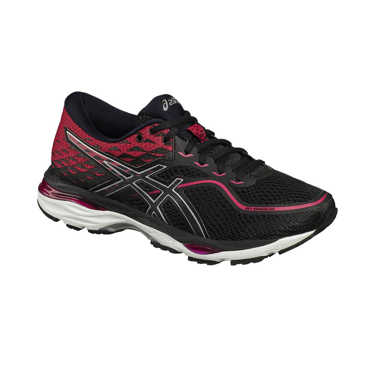 ac46cef7382f Asics - Black Gel-cumulus 19 Running Shoes - Lyst. View fullscreen