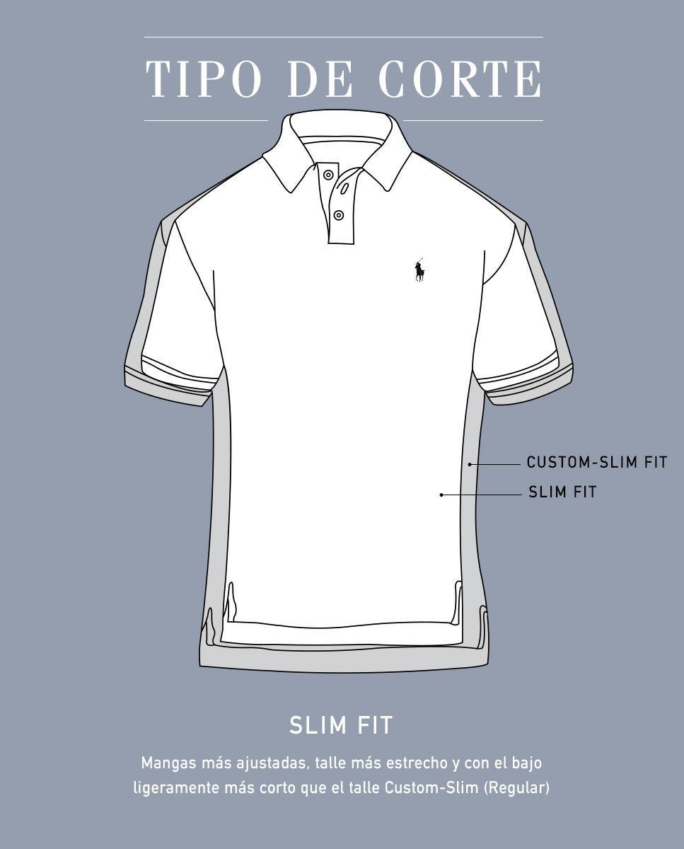 4b14175d9105 Polo Ralph Lauren Blue Short Sleeve Slim-fit Piqué Polo Shirt in Blue for  Men - Lyst