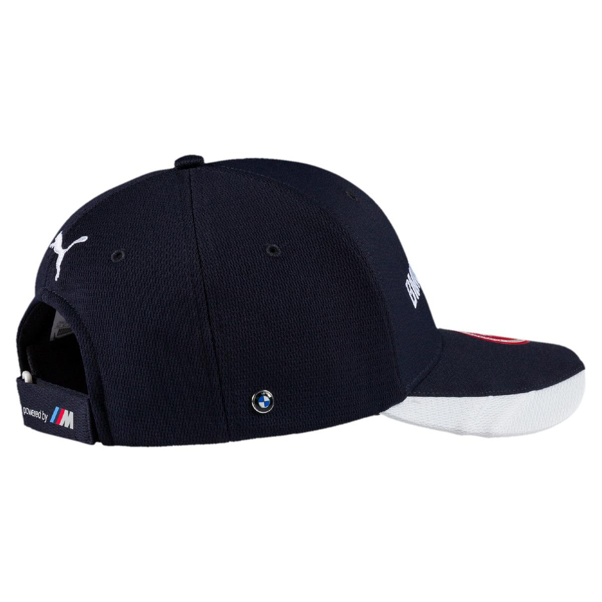 Lyst - PUMA Bmw Mts Sharknose Cap in Blue for Men 12ae07869b52