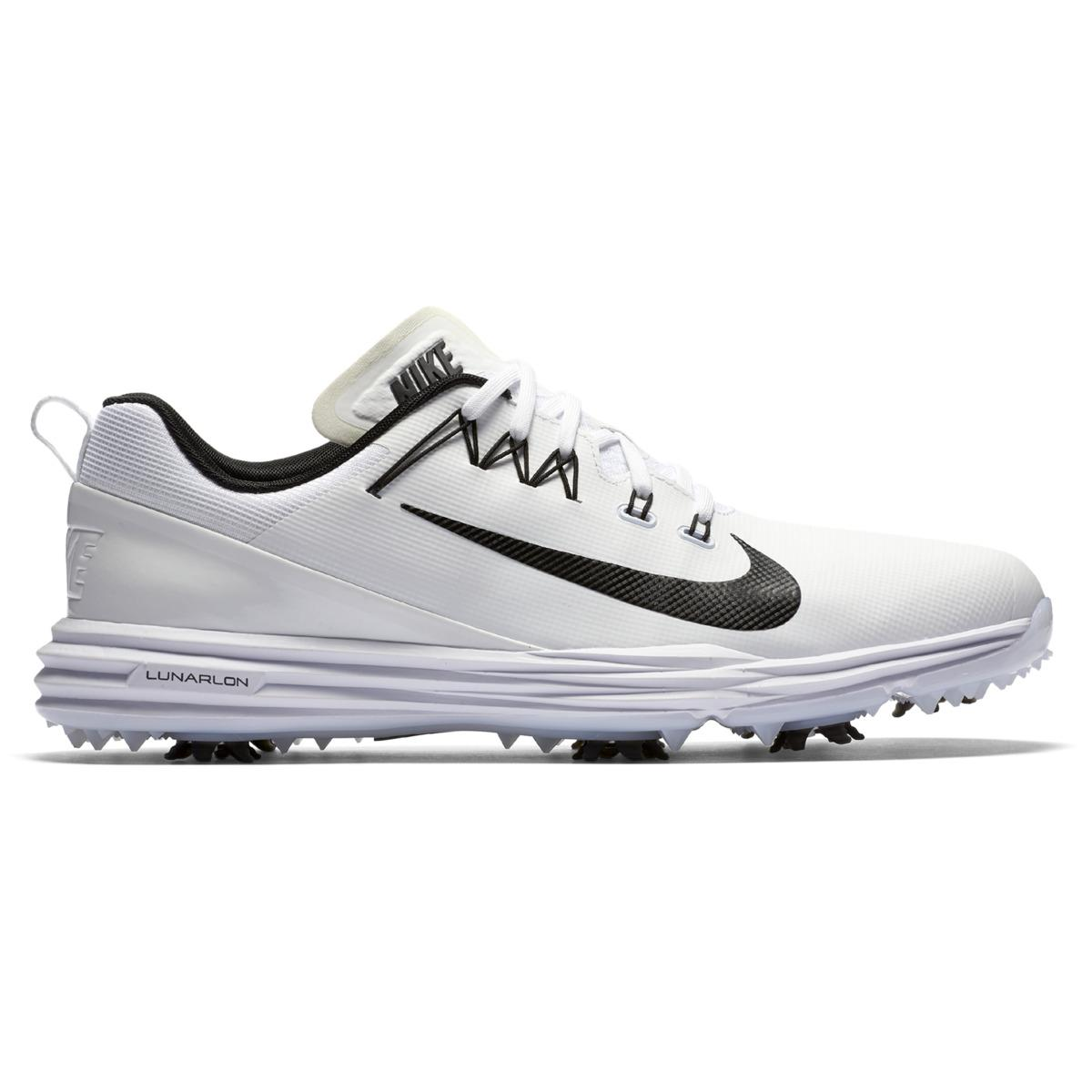 Nike Lunar Command 2 Wide Golf Shoes in White for Men - Lyst cb6b2def802