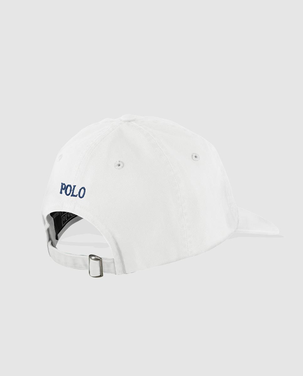 Lyst - Polo Ralph Lauren Mens Cap in White for Men 85968f191afb
