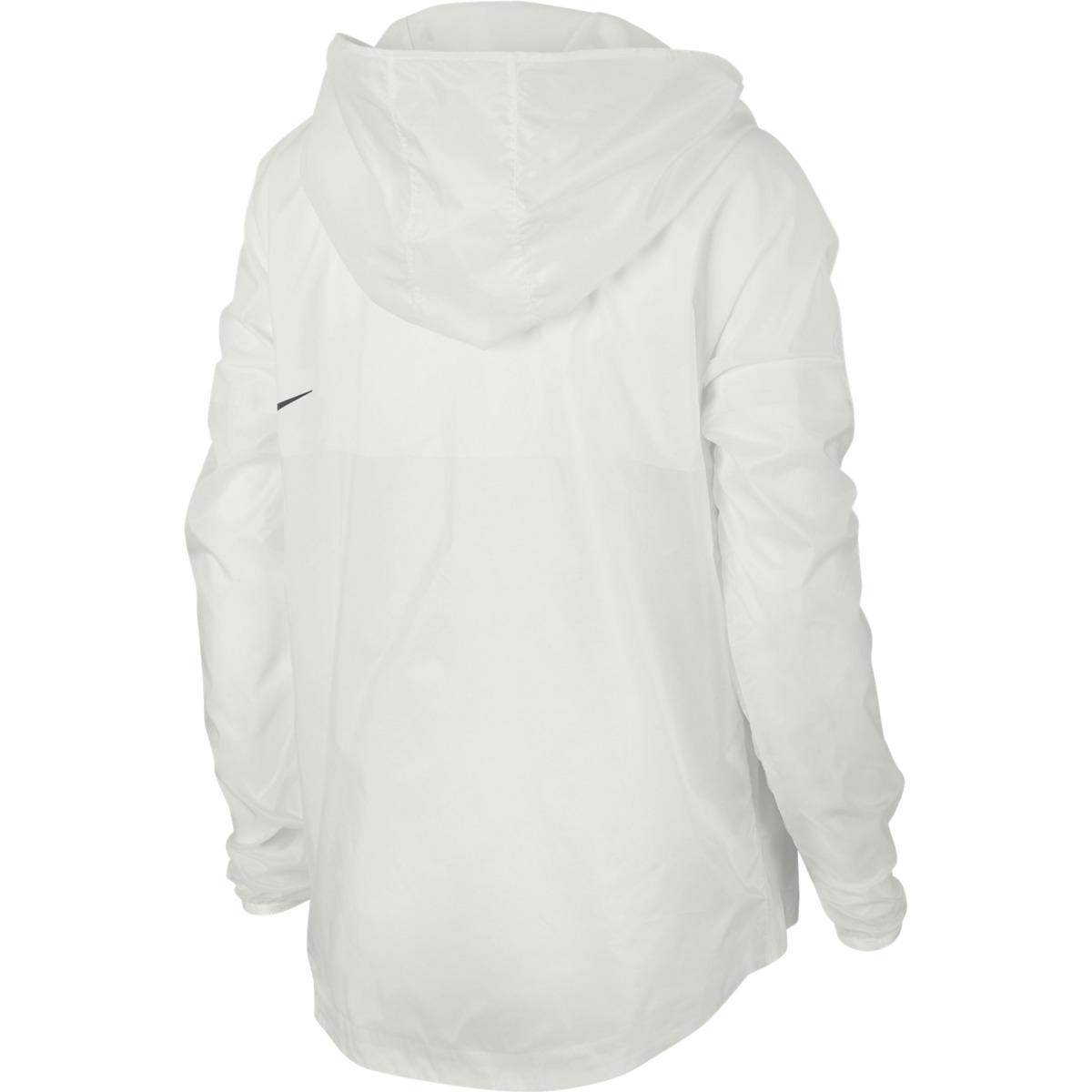 d07bf47c9a53 Nike - White Tech Windcheater Jacket - Lyst. View fullscreen