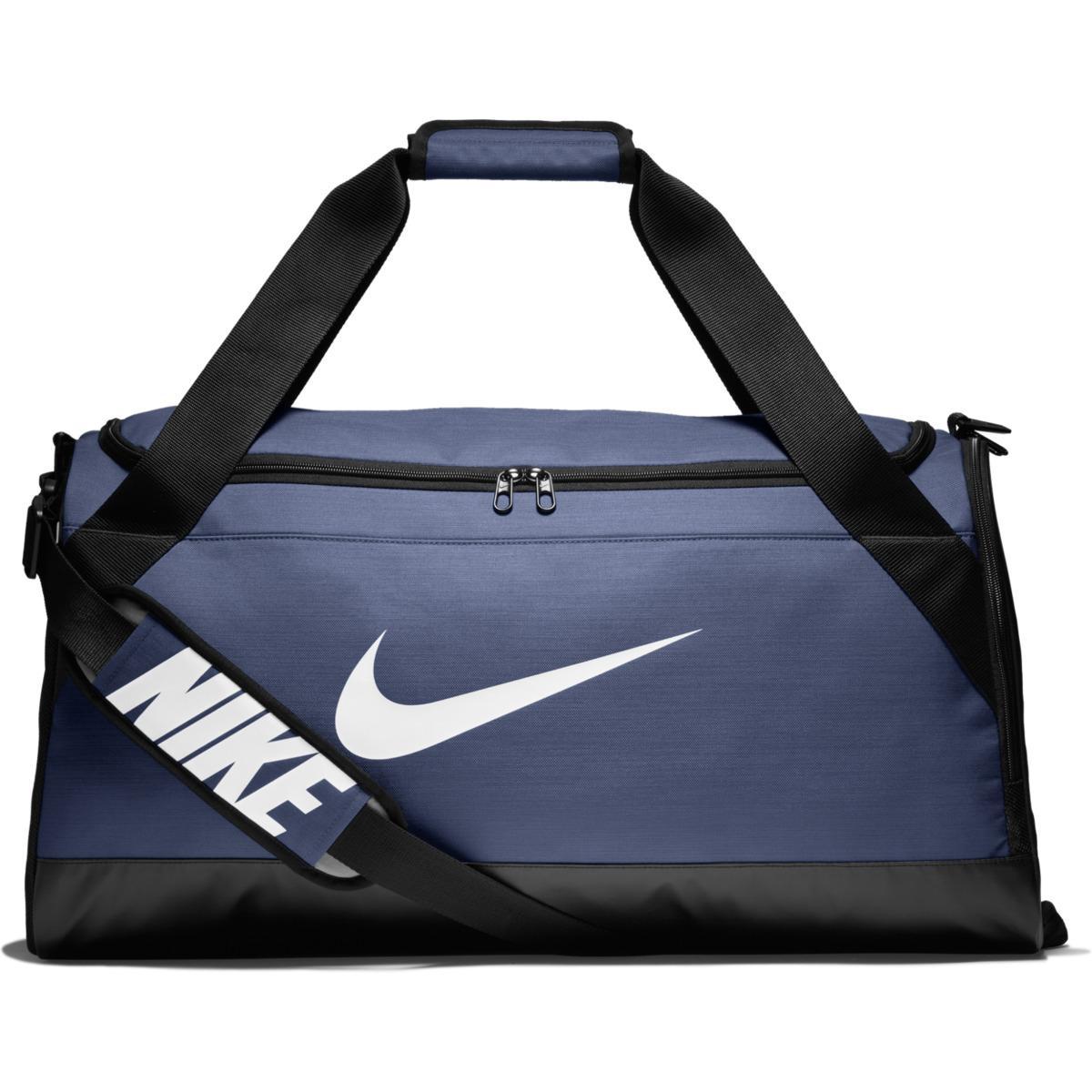 43d1b24126ce Lyst - Nike Brasilia M Training Duffel Sports Bag in Blue for Men