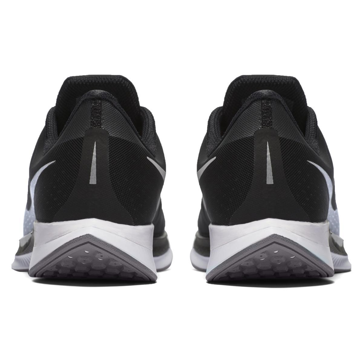 ac52abcff Nike - Black Zoom Pegasus Turbo Running Shoes - Lyst. View fullscreen