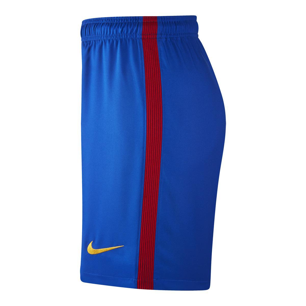 Lyst nike 2016 17 f stadium in blue for men for Blue barcelona