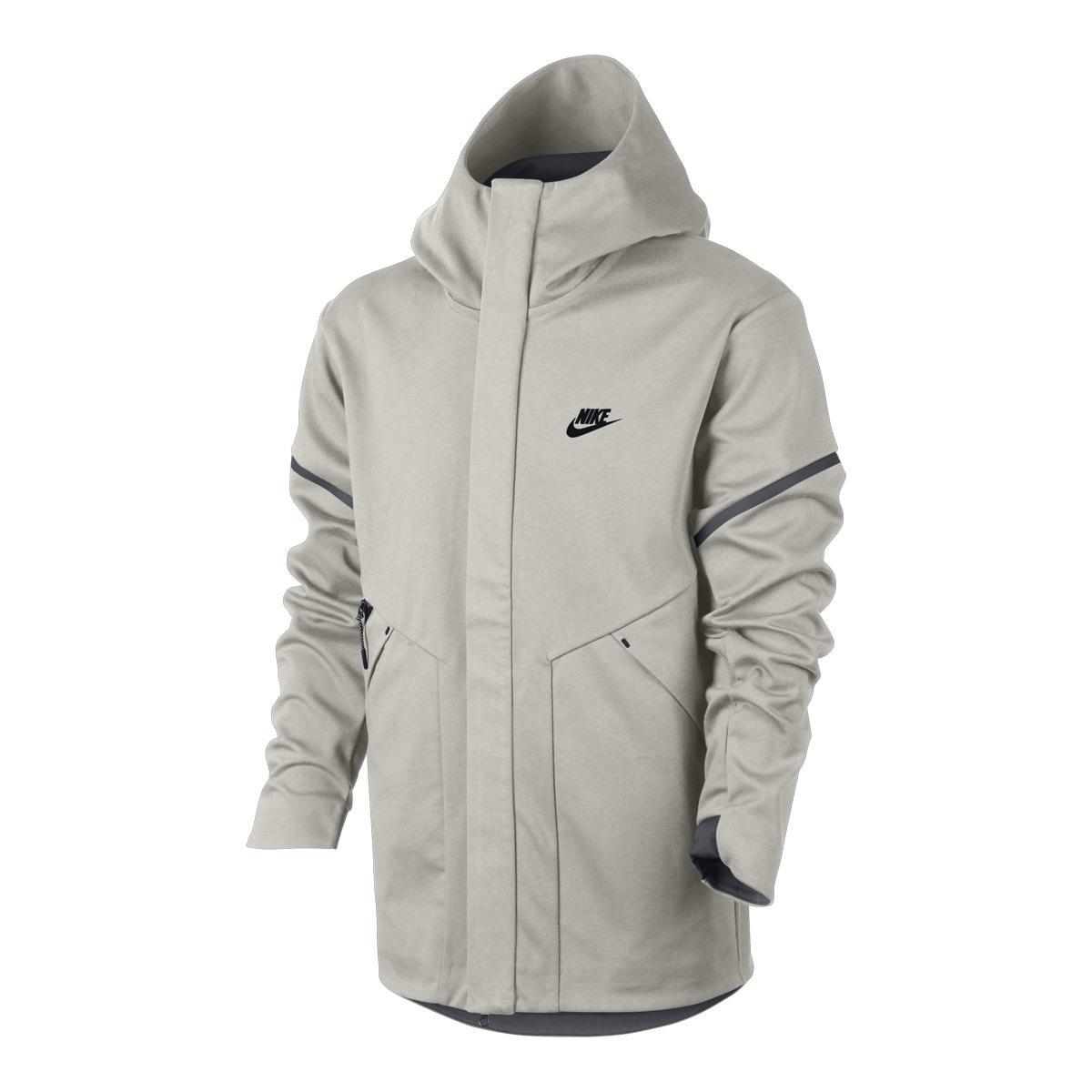 a6573fe095a2a Nike Sportswear Tech Fleece Windrunner Jacket in Gray for Men - Lyst