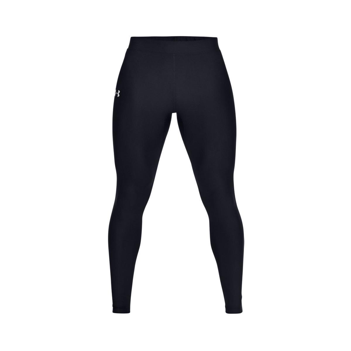 8056e646fc Lyst - Under Armour Qualifier Heatgear leggings in Black for Men