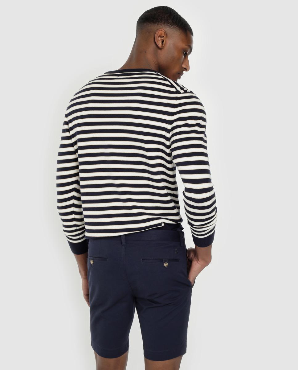 fa6279872e Polo Ralph Lauren Plain Blue Shorts in Blue for Men - Lyst