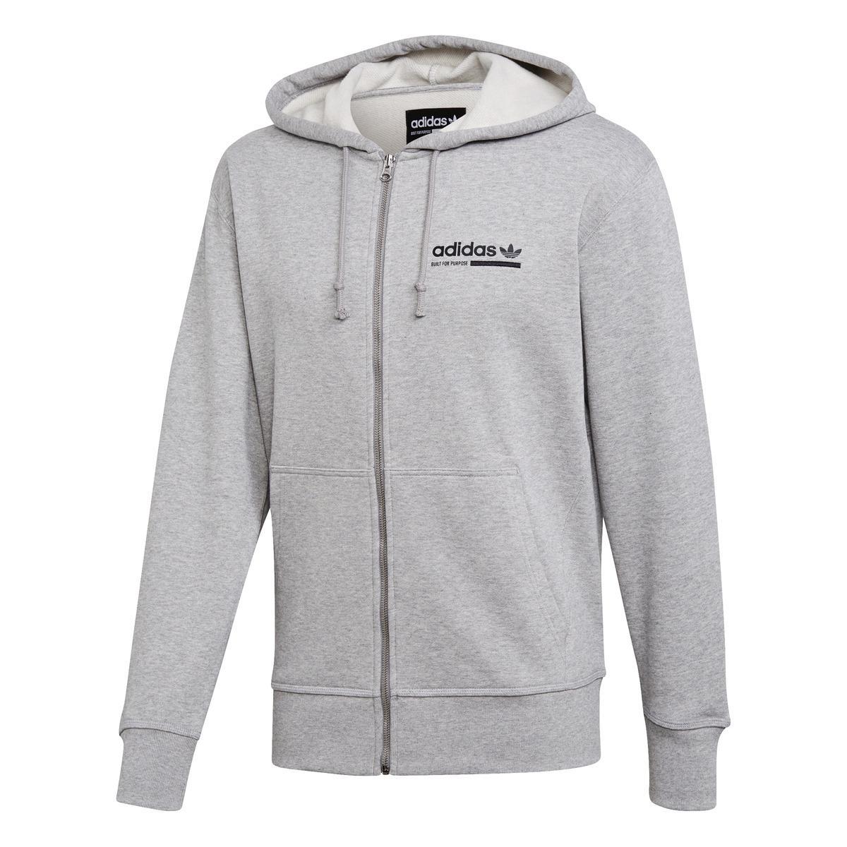 cf92723e5b03 adidas Originals Sweatshirt in Gray for Men - Lyst