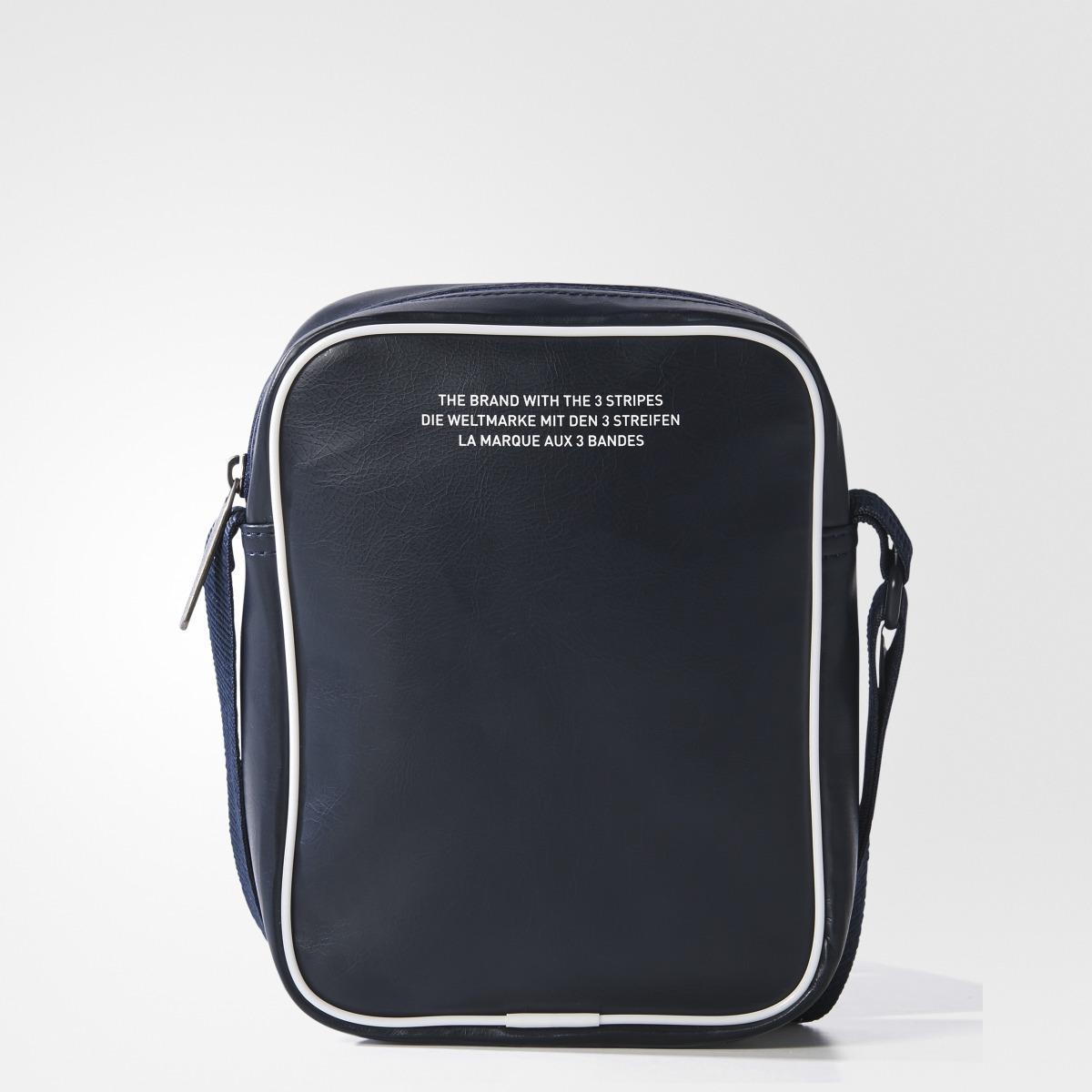 1b5c05fd4f Lyst - adidas Originals Vint Casual Bag in Blue for Men