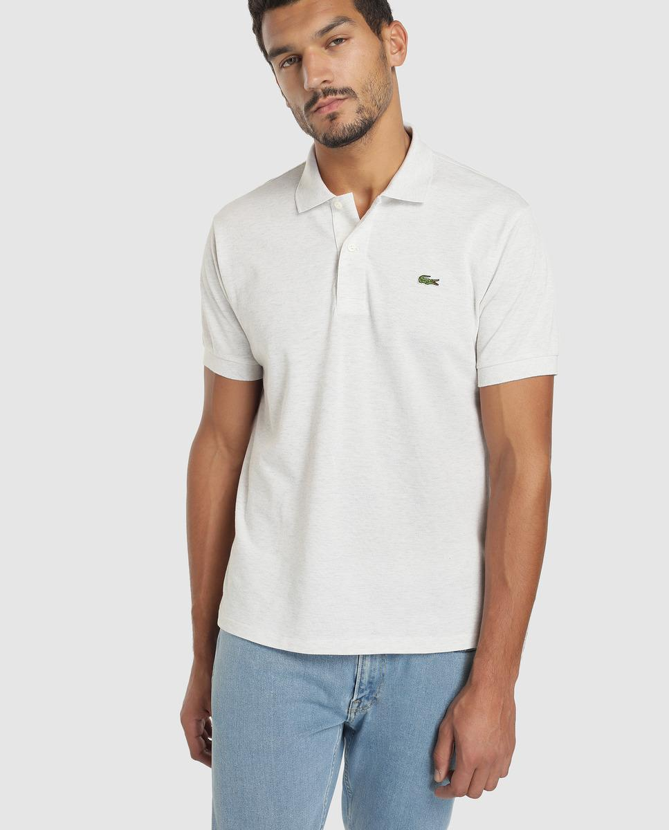 bc4149a4e Lyst - Lacoste Classic-fit Blue Short Sleeve Piqué Polo Shirt in ...