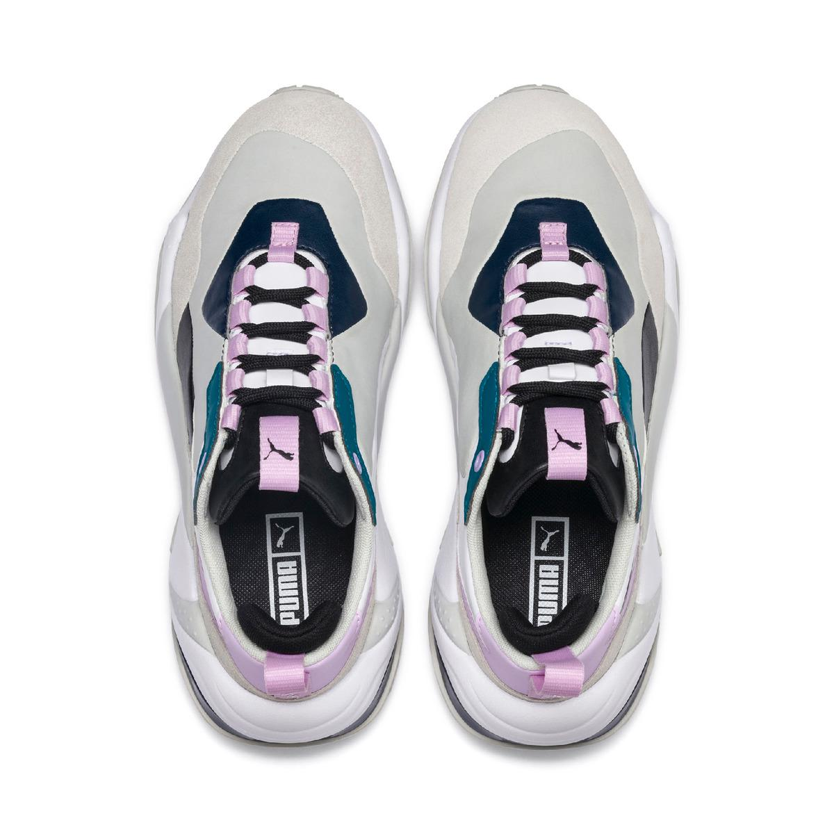 1ce3dc339b5 PUMA - Multicolor Thunder Rive Droite Casual Trainers - Lyst. View  fullscreen