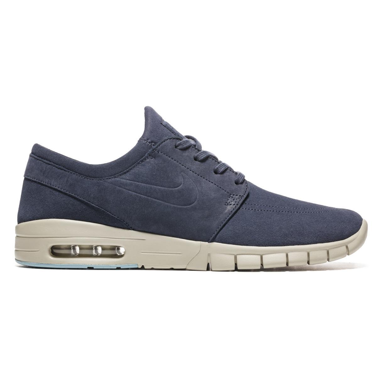 30ec8c51ca9 Nike Sb Stefan Janoski Max Leather Skater Trainers in Blue for Men ...