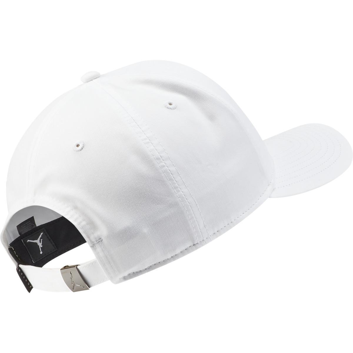 99cda2b9 Nike - White Jordan Classic99 Metal Jumpman Cap for Men - Lyst. View  fullscreen