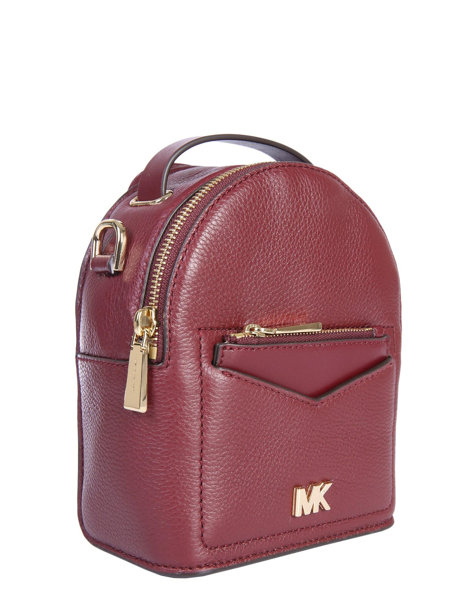 334ec24a13b1 MICHAEL Michael Kors - Multicolor Mini Jessa Leather Backpack - Lyst. View  fullscreen