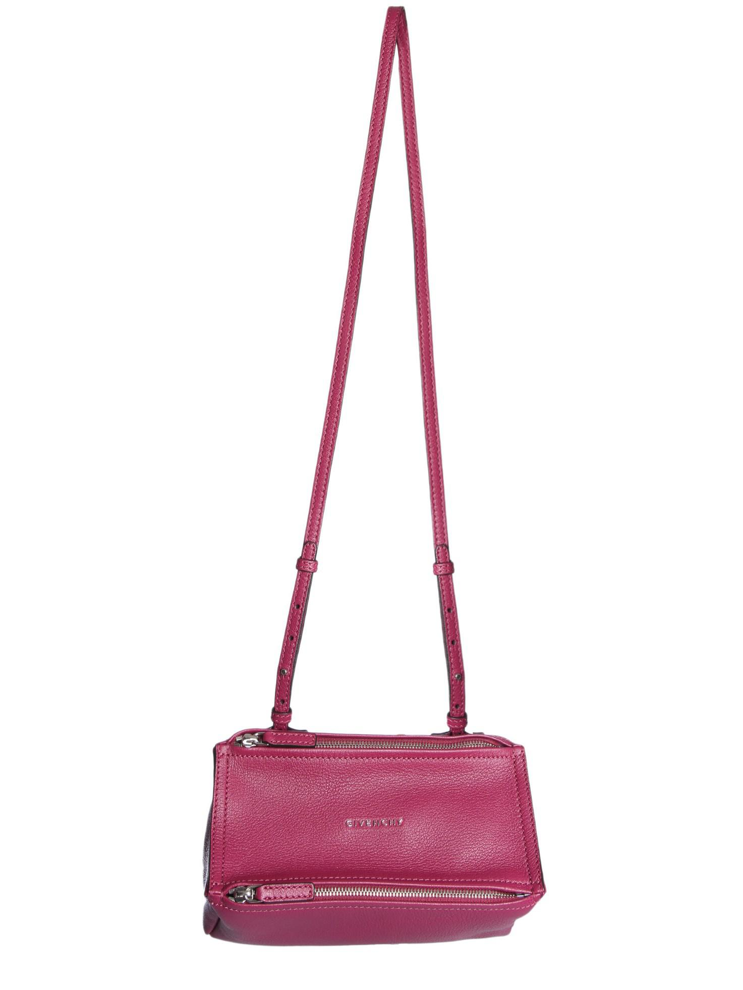 d5e7e2bd065 Givenchy. Women s Purple Small Pandora Bag In Hammered Leather. £867 From Eleonora  Bonucci
