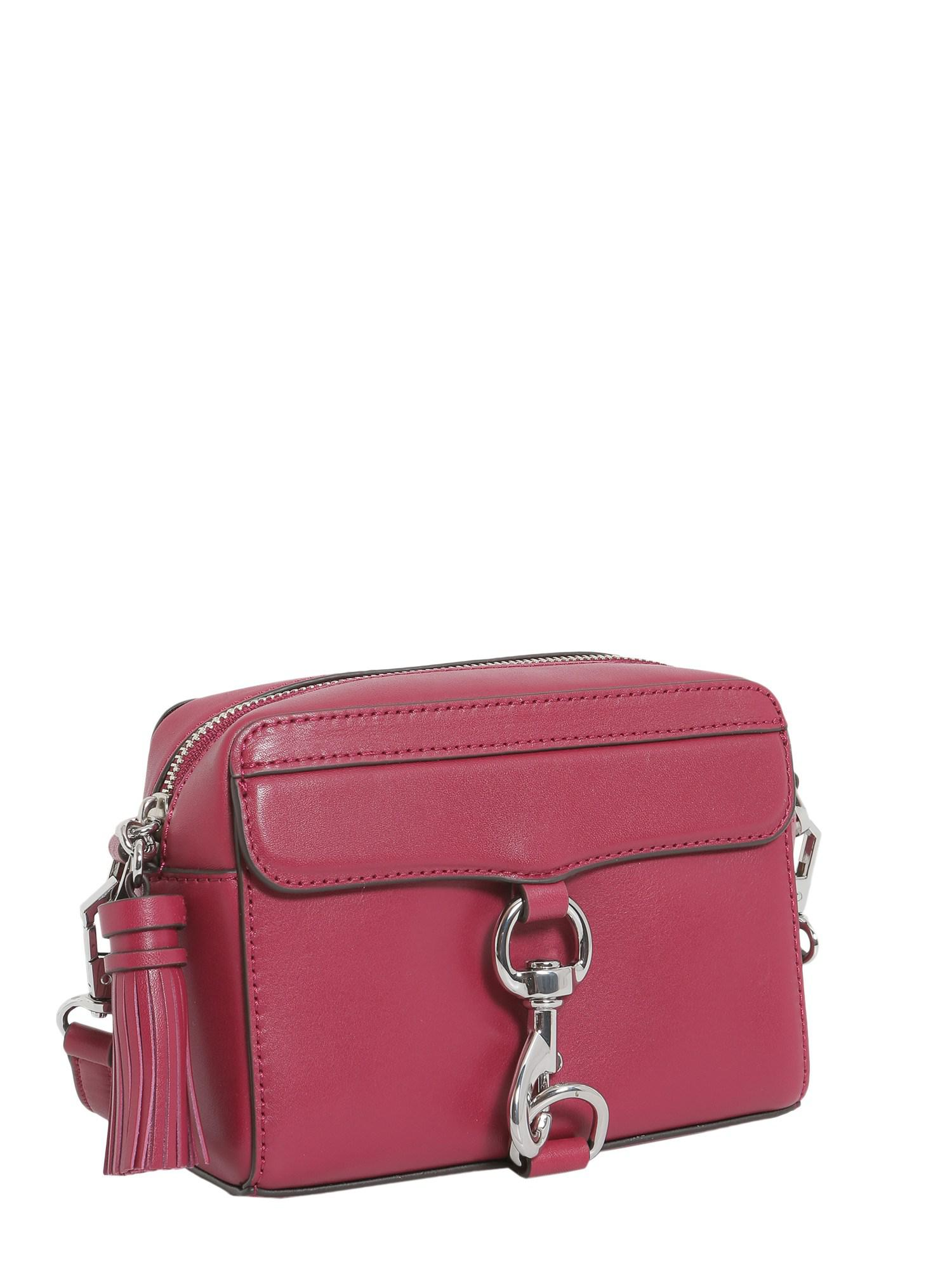 9680693941 Rebecca Minkoff Mab Leather Camera Bag - Lyst