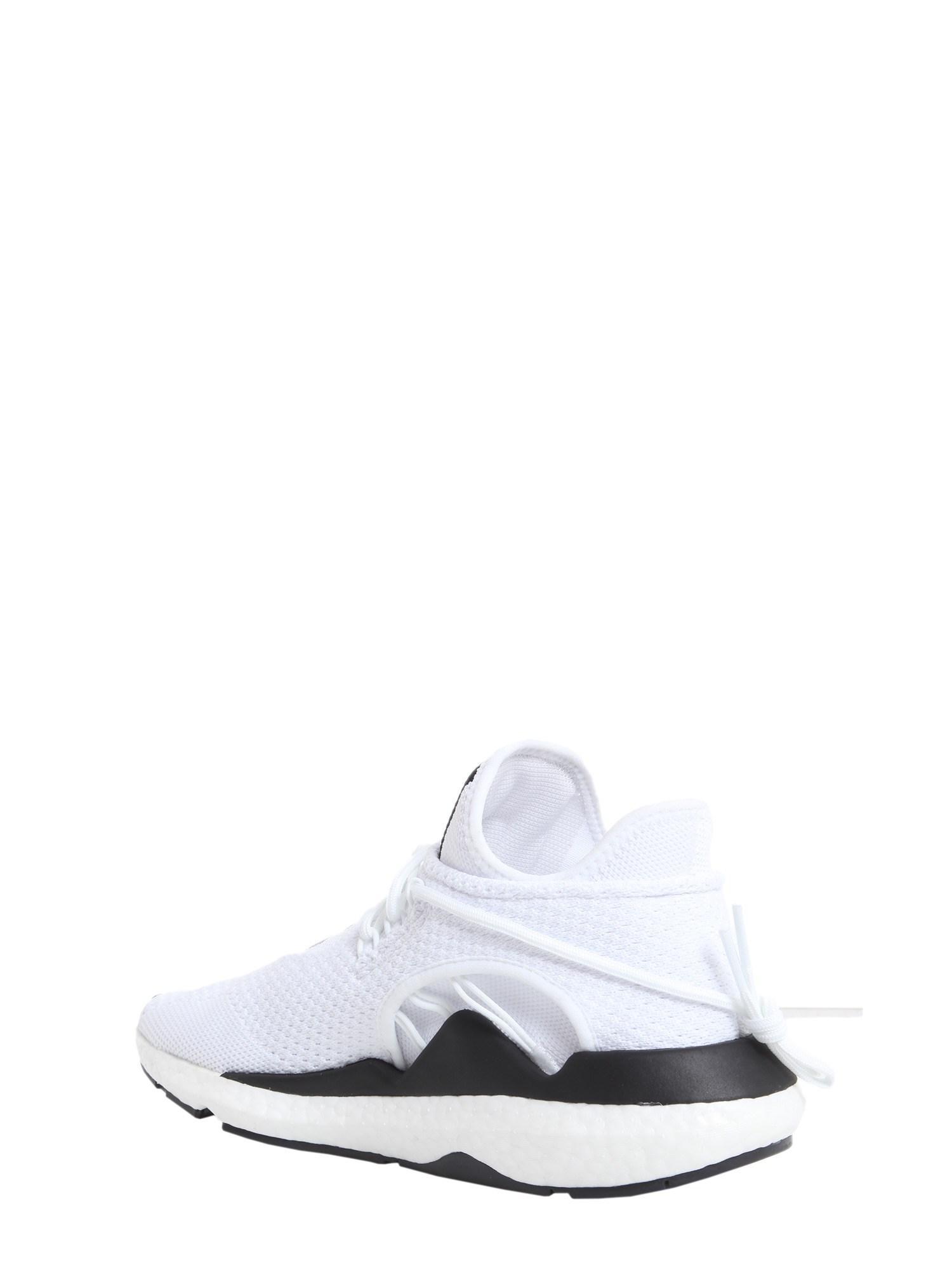 0441aca2e Y-3 Sneaker Saikou Con Suola Pure Boost in White for Men - Lyst