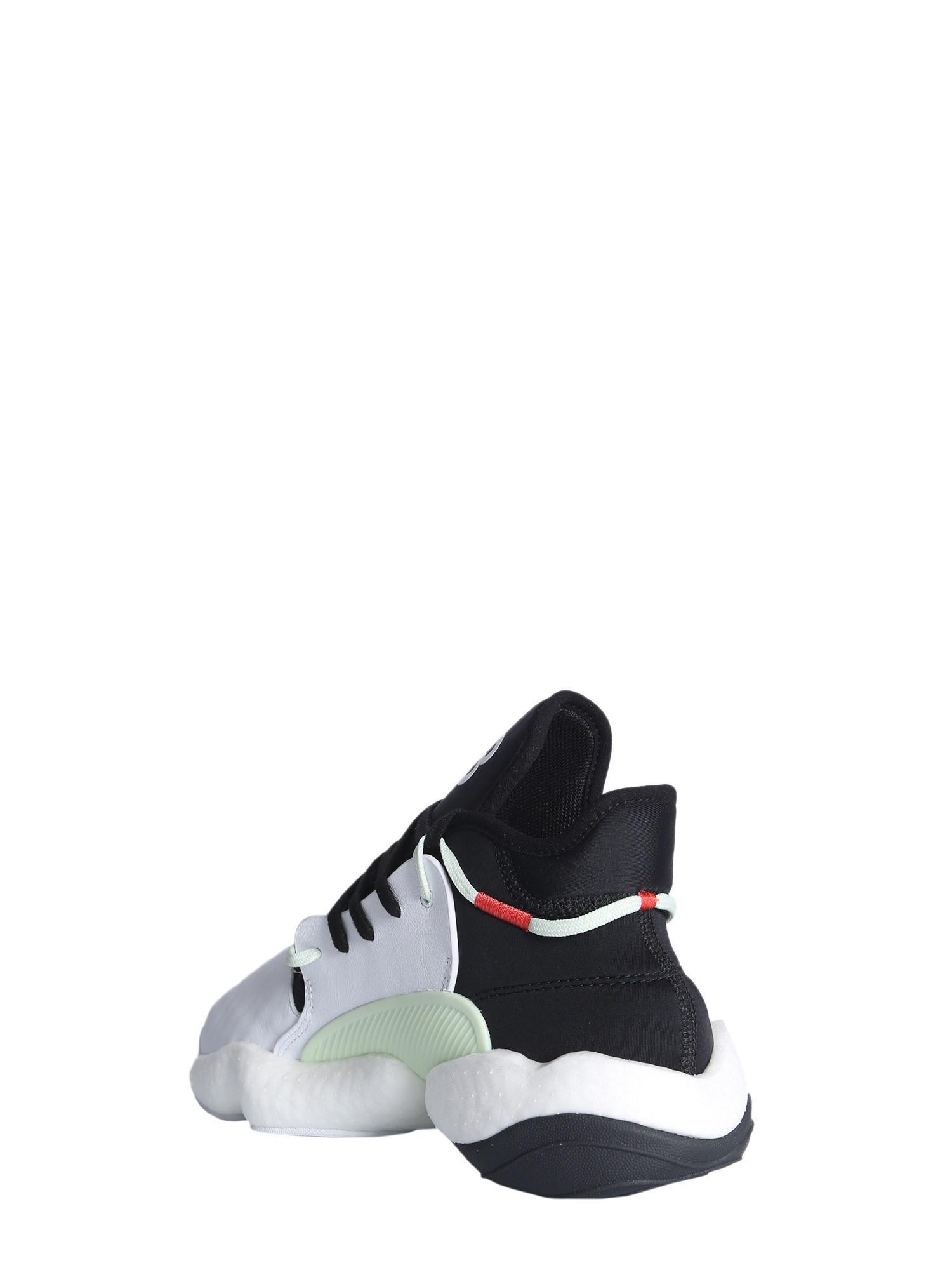 quality design c67a8 34bf2 Y-3 Sneaker Byw Bball In Neoprene E Pelle for Men - Lyst