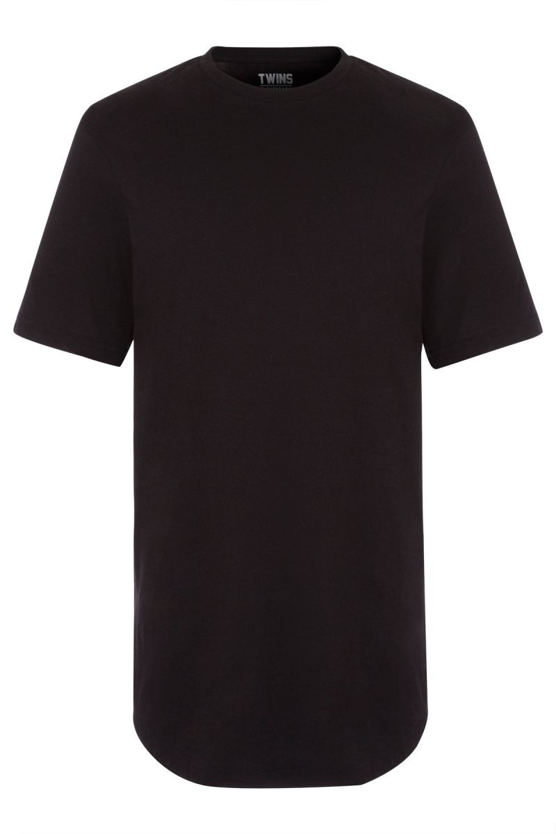 eleven paris twincroix t shirt in black for men save 50 lyst. Black Bedroom Furniture Sets. Home Design Ideas