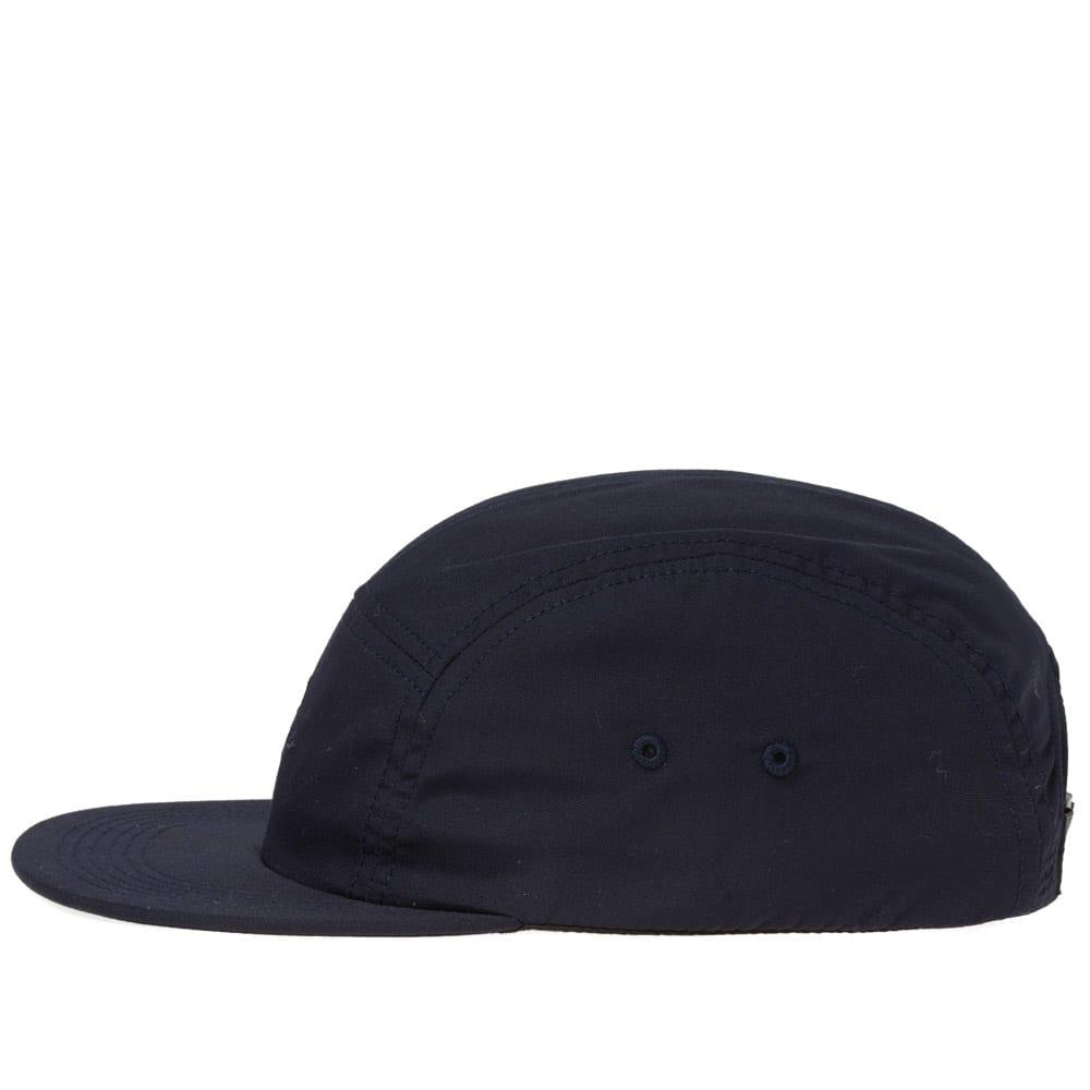 f5af8ce6d40a8 by Parra 5 Panel Signature Logo Volley Cap in Blue for Men - Lyst