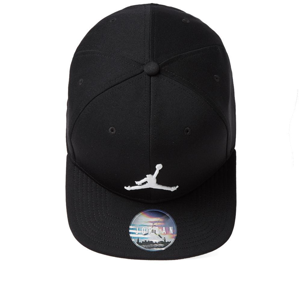 0f7d0674a10 Lyst - Nike Nike Jordan Jumpman Snapback Cap in Black for Men